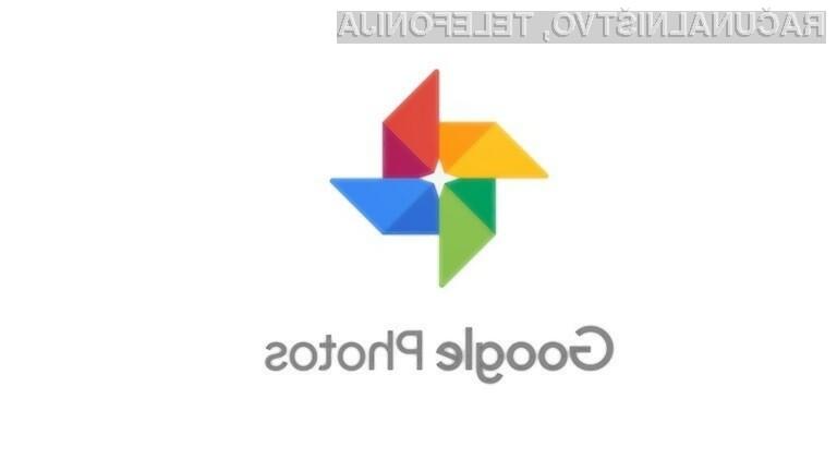 Spletna storitev Google Photos odslej še boljša!