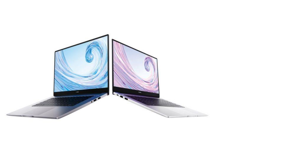 Huawei je predstavil prenosnike družine MateBook D