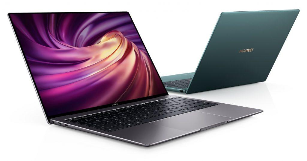 Huawei je posodobil družino prenosnikov MateBook X Pro