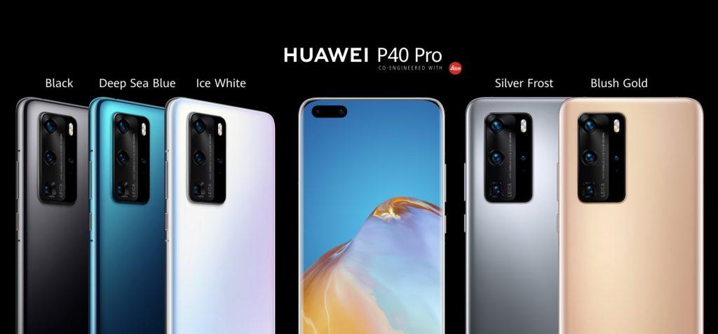 Preverite, zakaj je Huawei P40 najboljši telefon naslednje generacije