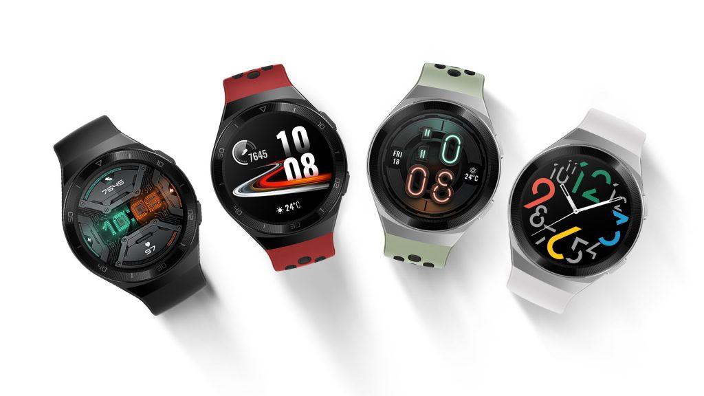 Huawei Watch GT 2e s 100 načini vadbe in izboljšanim nadzorom zdravja