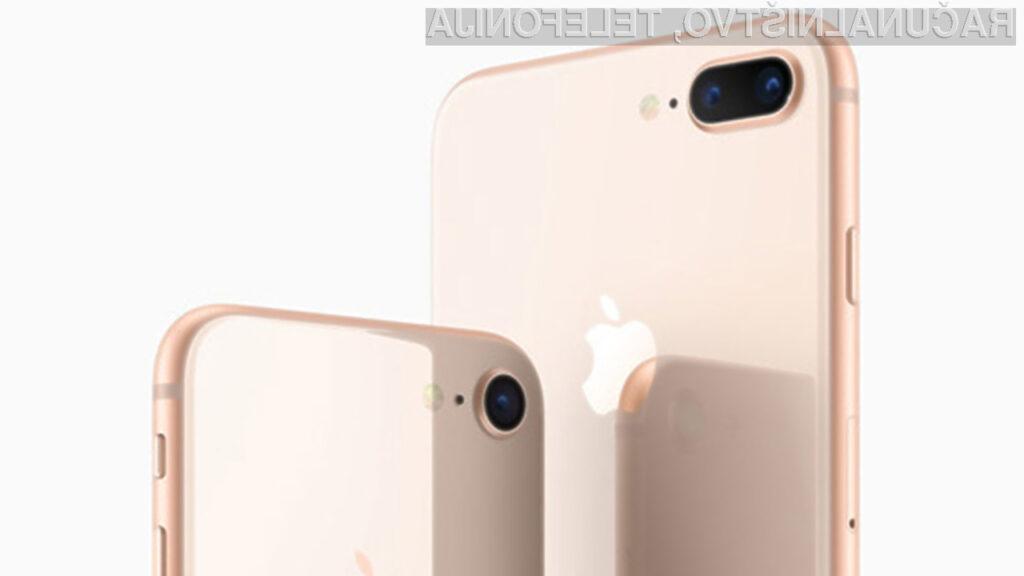 Modela iPhone 9 in iPhone 9 Plus se bosta razlikovala le po velikosti zaslona in seveda ceni.