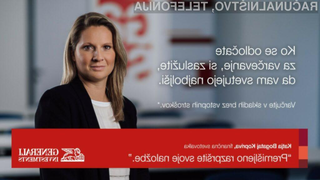 Katja Bogataj Kopriva pojasnjuje, kako razpršiti svoje naložbe.