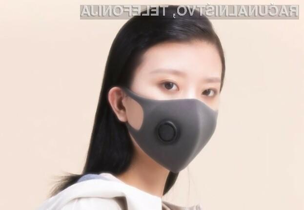 Xiaomi zaščitna maska za dobrih 6 evrov