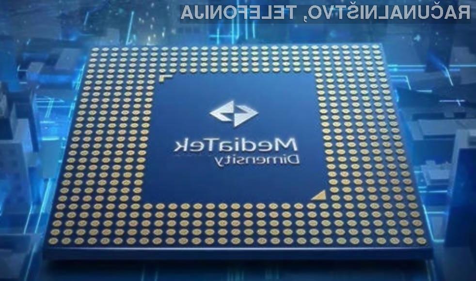 Prvi telefon opremljen s procesorjem MediaTek Dimensity 800 bo Xiaomi Redmi 9.