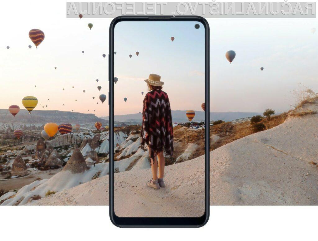 Pametni mobilni telefon Samsung Galaxy M11 bo dovolj zmogljiv, da naj bi brez težav opravil tudi z najzahtevnejšimi nalogami.