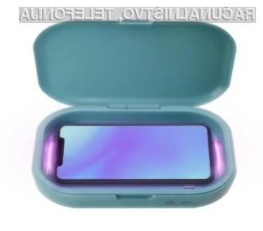 Sterilizator za vaš pametni telefon za dobrih 20 evrov