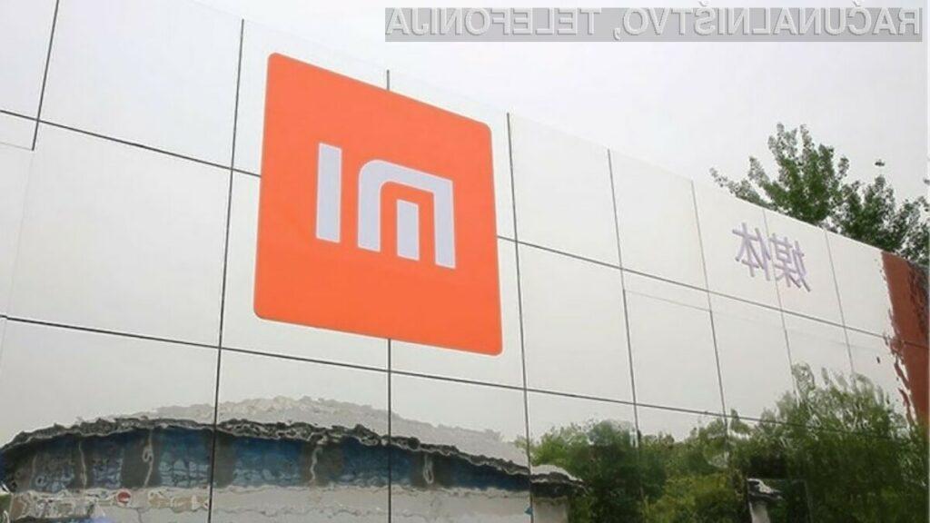 Xiaomi je nedavno med proizvajalci pametnih telefonov zasedel tretje mesto.