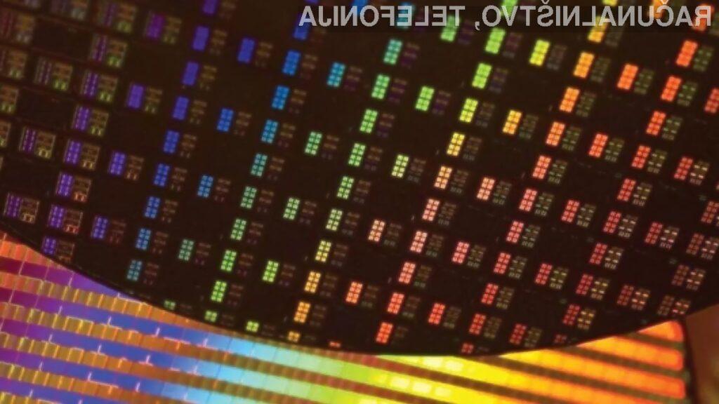 Procesorji s 3-nanometrsko tehnologijo bodo na voljo še v teku naslednjega leta.