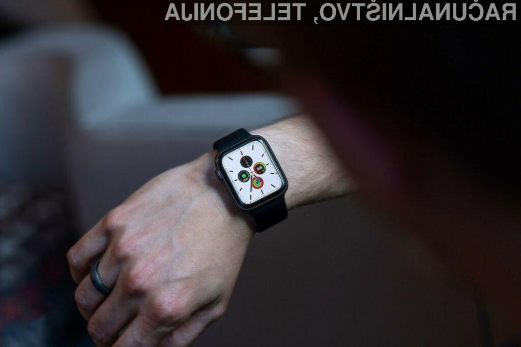 Pametna ročna ura Apple Watch Series 6 naj bi prinesla kar nekaj uporabnin novosti!