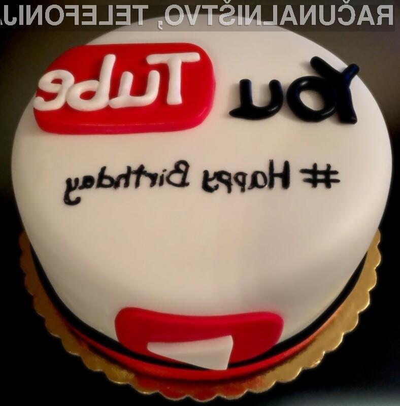 Youtube je za javnost dostopen že kar dolgih 15 let!