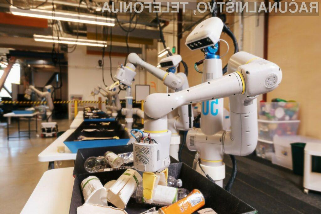 Podjetja naj bi po pandemiji še bolj intenzivno vlagala v razvoj robotov.