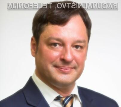 Jaka Repanšek, vodja strateške skupine za regulativo in okolje Slovenske digitalne koalicije