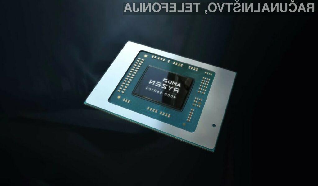 Novi procesor Ryzen 9 4900U APU bo zlahka kos tudi najzahtevnejšim nalogam.
