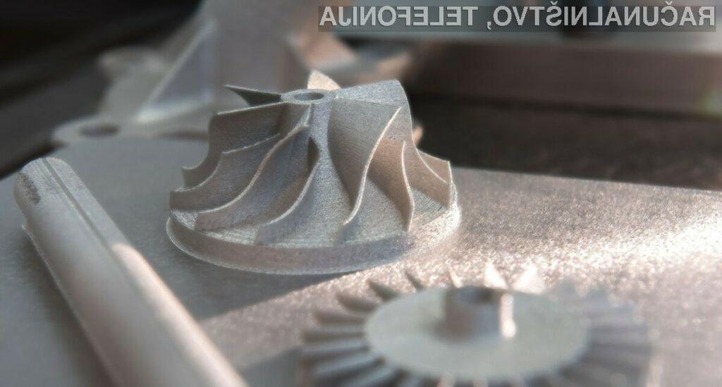 Ameriška vojska je za najboljši 3D tiskalnik na svetu odštela kar preračunanih 13,8 milijonov evrov.