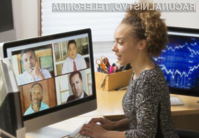 Skype Meet Now - na svojo napravo vam ni več treba namestiti programa.