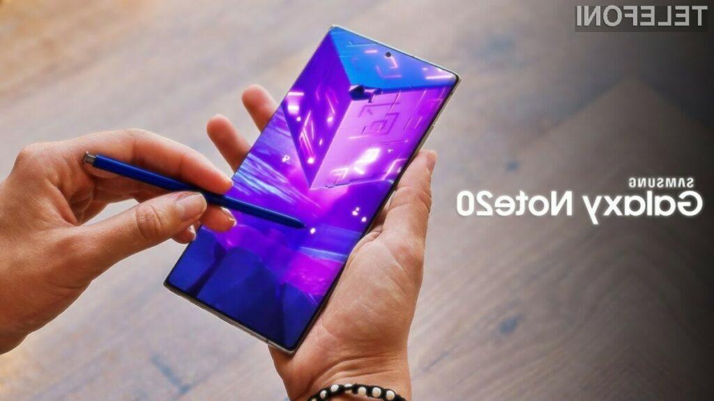 Novi Samsung Galaxy Note20 nas skoraj zagotovo ne bo razočaral!