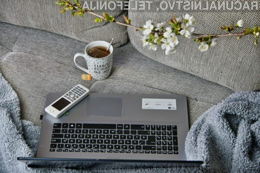 """""""Delo od doma bolj produktivno, kot delo v službi"""", pravijo najnovejše raziskave"""