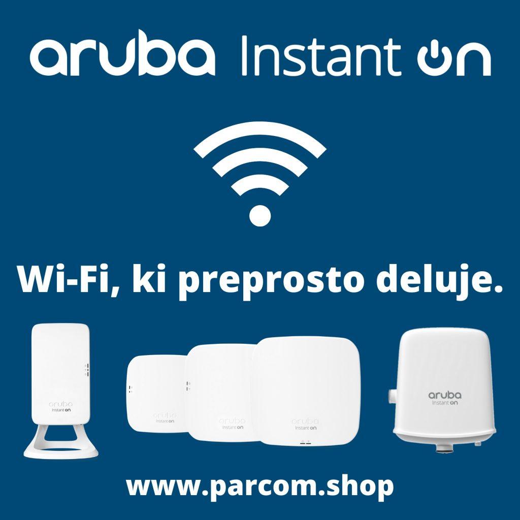 Wi-Fi, ki preprosto deluje