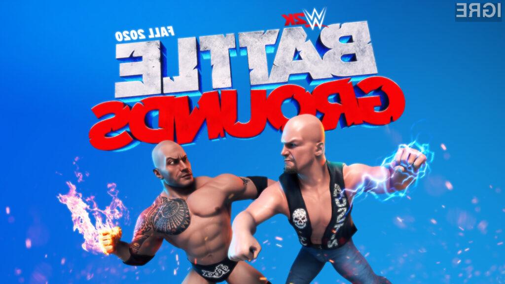 WWE 2K Battlegrounds bo v prodaji letos jeseni.