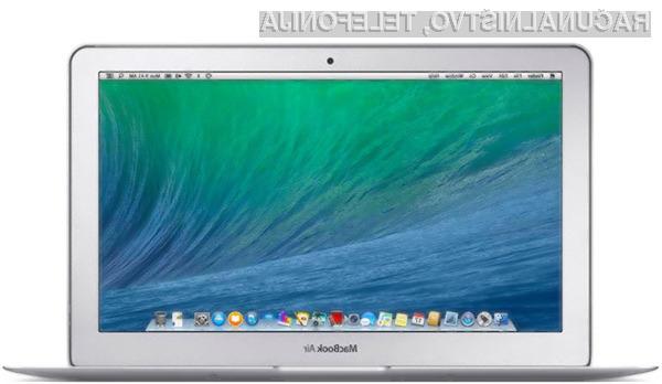 Številni prenosniki Apple družine MacBook Air in MacBook Pro so ostali brez podpore.