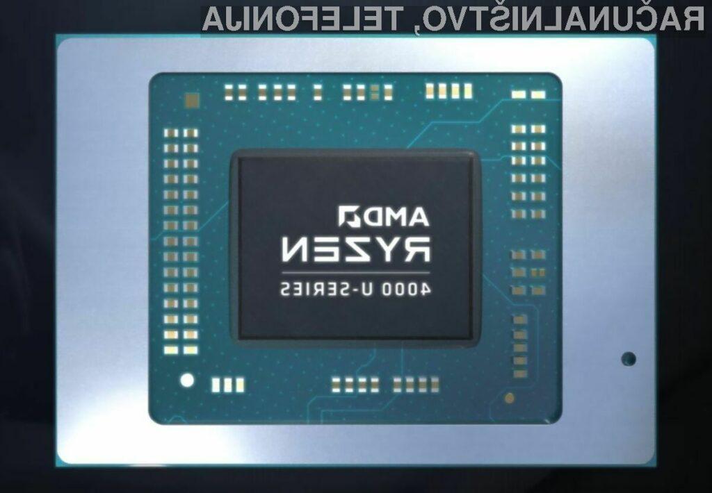 Procesorji AMD Ryzen 4000 Pro bodo pisani na kožo poslovnim prenosnim računalnikom.
