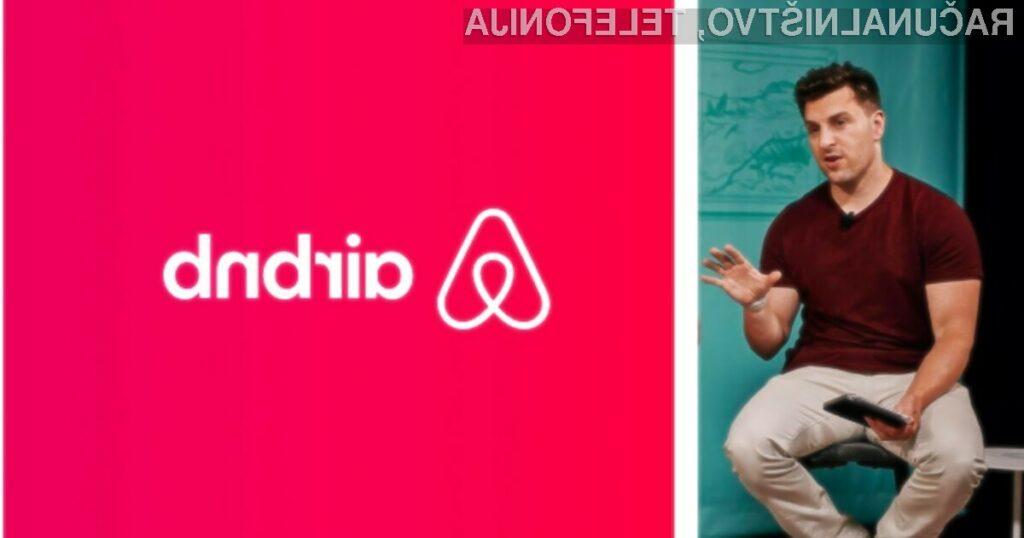 Airbnb bo odpustil približno četrtino vseh zaposlenih