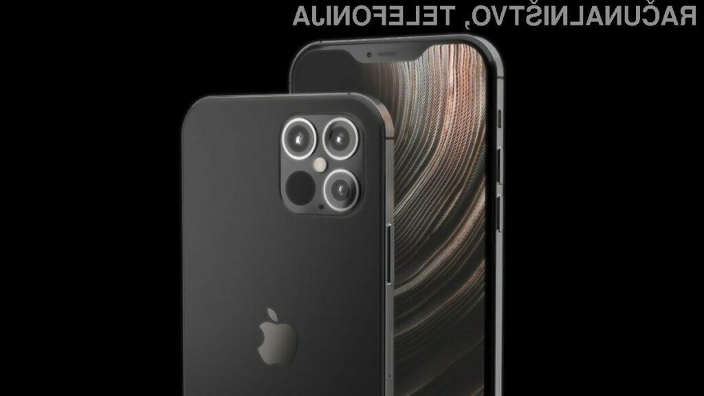 Novi Apple iPhone 12 naj bi prinesel kar nekaj novosti.