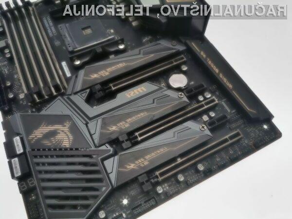Procesorji AMD Ryzen 4000 bodo vendarle delovali le v navezi s sistemskimi nabori B450 in X470.