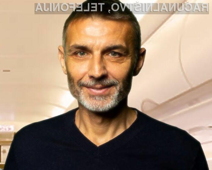 Ivo Sladoljev, regionalni direktor VMware za centralno Evropo.