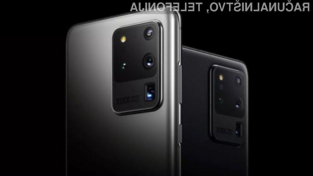 Kaj lahko pričakujemo od novega Samsunga Galaxy S21?