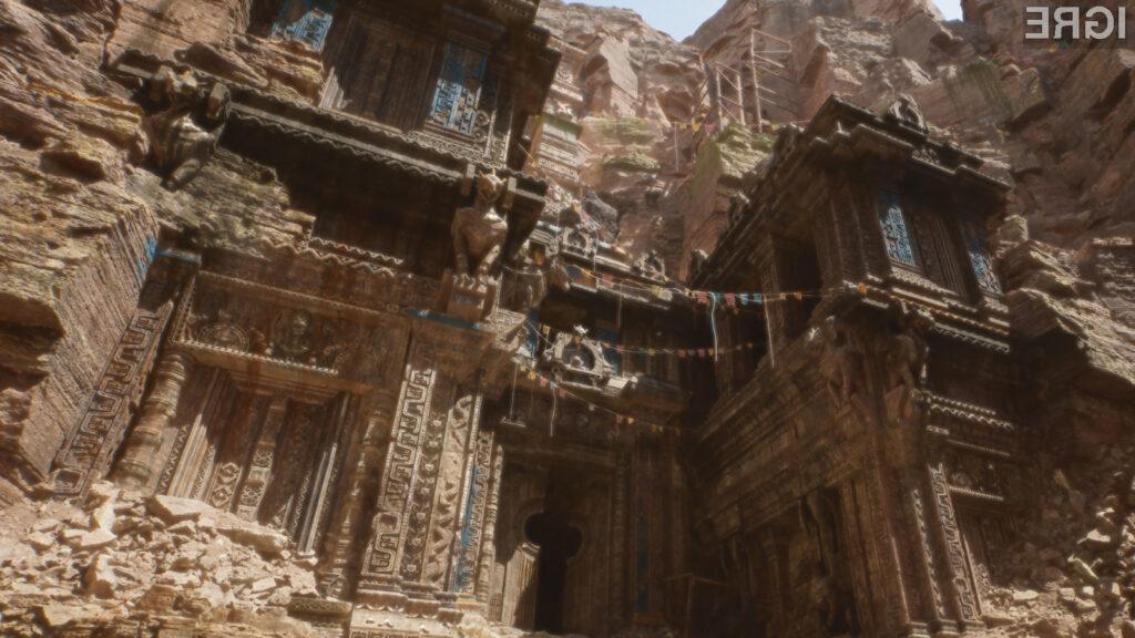 Epic Games predstavil izjemno napreden Unreal Engine 5