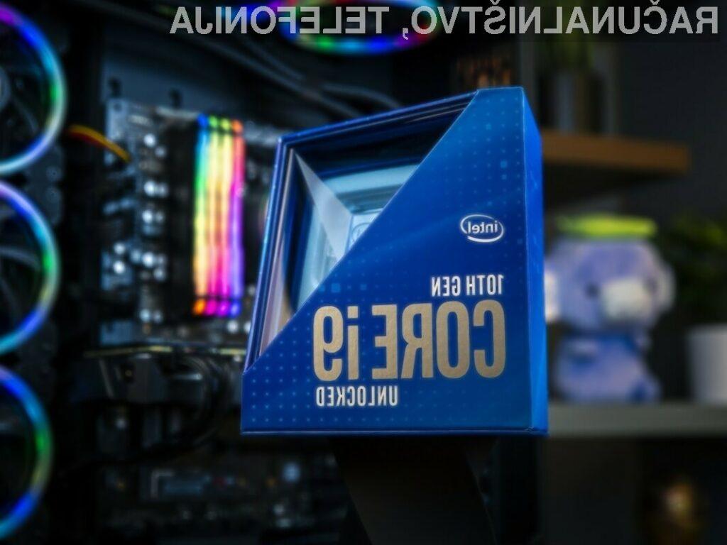 Neverjeten navijalski dosežek s procesorjem Core i9-10900K!