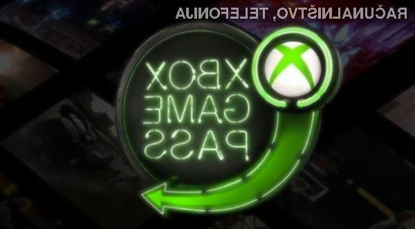 Storitev Xbox Game Pass za malo denarja nudi veliko!