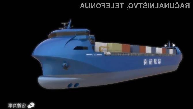 Prva kitajska ladja na električni pogon z inteligentno navigacijo naj bi bila nared v teku naslednjega leta.
