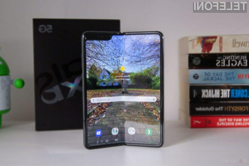 Novi Samsung Galaxy Fold 2 naj bi bil uradno predstavljen še pred koncem poletja.