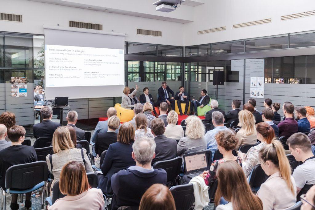 Lani so na Dnevu !Novativnosti gostili prek 200 obiskovalcev iz vse Slovenije.