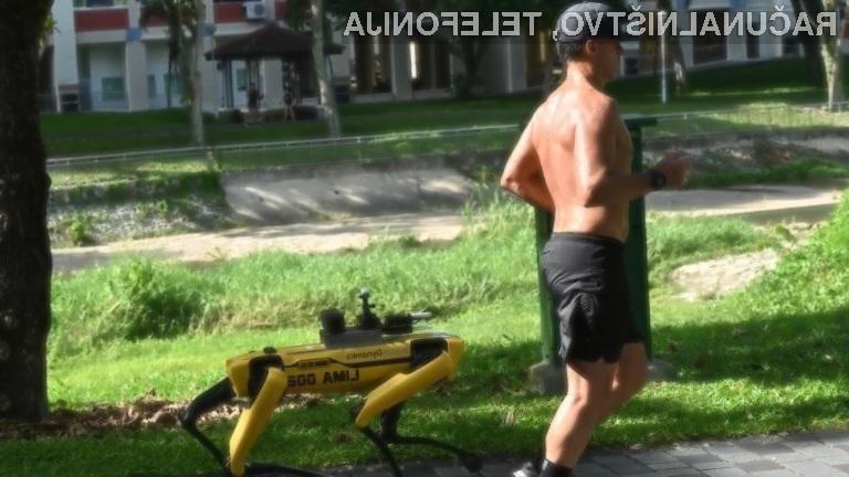 Prvi komercialno razpoložljiv štirinožni robot je že na voljo za nakup.