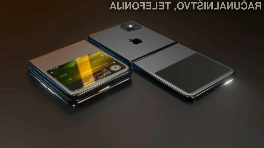 Preklopni Apple iPhone 12 Flip naj bi bil resnično nekaj posebnega.