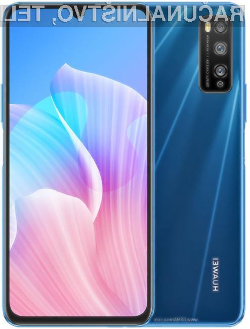 Huawei Enjoy 20 Pro za resnično malo denarja ponuja veliko!