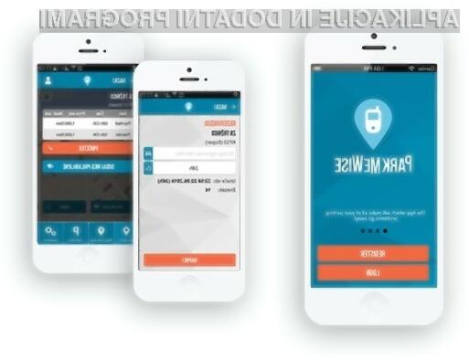 Slovenci razvili plačevanje parkirnine z uporabo Viberja, WhatsAppa ali Facebook Messengerja