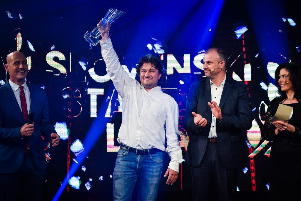 Slovenski startup leta je podjetje InstaText