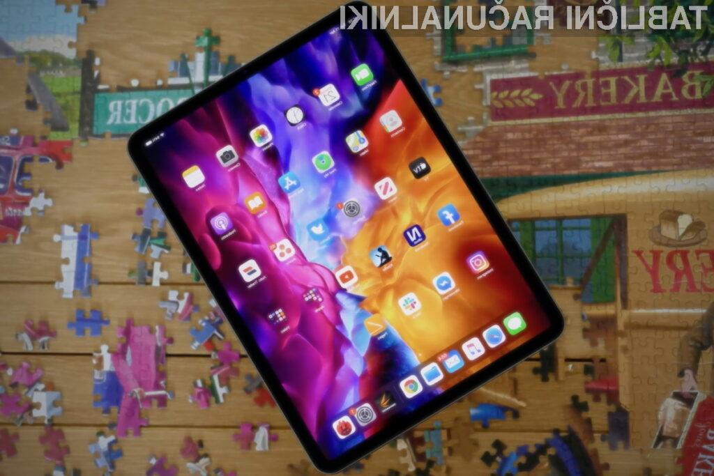 Vse, kar je znanega o novi tablici iPad Pro, ki prihaja naslednje leto