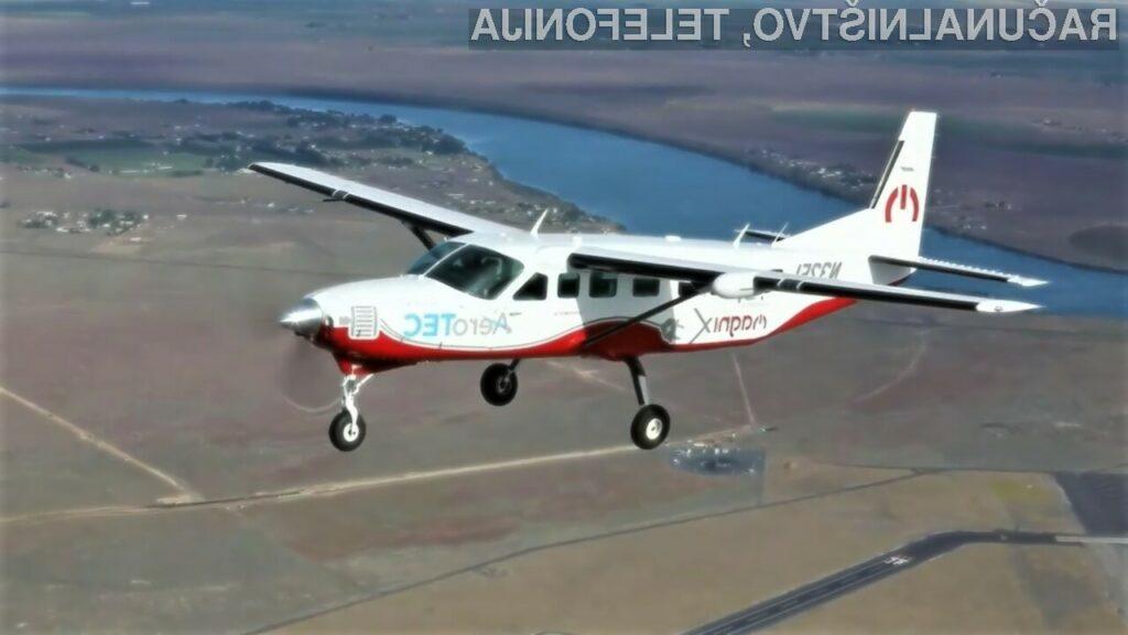 Električna potniška letala bi lahko kaj kmalu postala del našega vsakdanjika.
