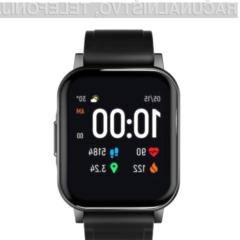 Odlična pametna ročna ura Haylou LS02 Smart Watch je lahko naša že za zgolj 26,96  evrov.
