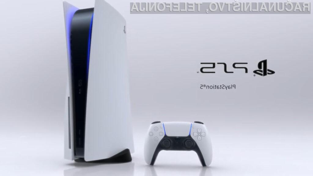 Igralna konzola Sony PlayStation 5 bo večja predvsem zaradi masivnega hladilnega sistema.