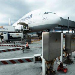 Letališke rešitve, ki jih lahko občutite in se jih dotaknete