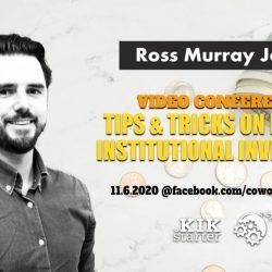 Nasveti Rossa Muraya-Jonesa o tem, kako pridobiti investicijska sredstva