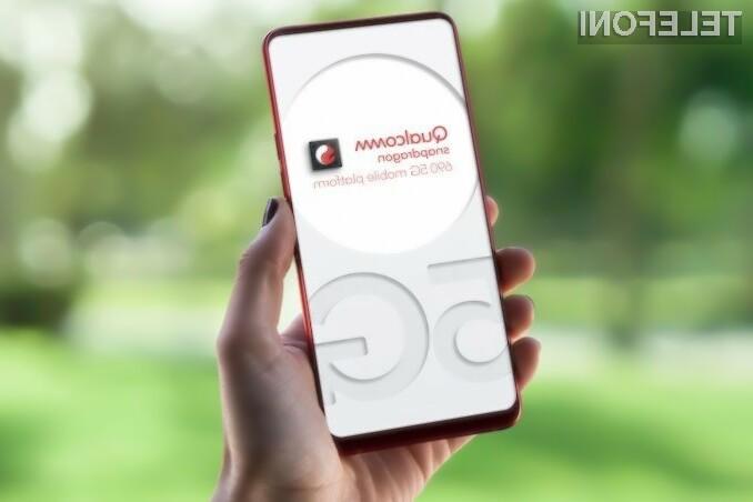 Mobilno omrežje 5G bo zaživelo tudi v mobilnih napravah nižjega cenovnega razreda.