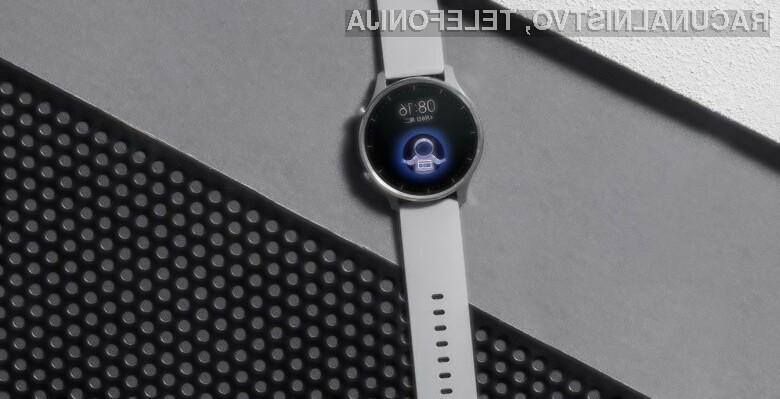 Pametna ročna ura Xiaomi Mi Watch Revolve bo kot nalašč tudi za opravljanje športnih aktivnosti.